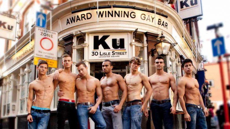 Londres e os melhores bares gay
