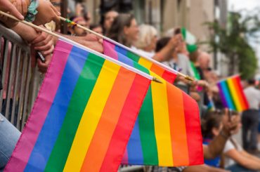 Mais um passo contra a condenação da homossexualidade.