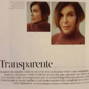 "Kiki Pais de Sousa ""Transparente"" by Vogue Portugal"