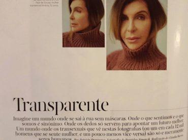 "Kiki Pais de Sousa ""Transparente"" by Vogue Portugal"