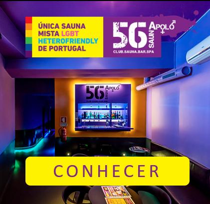 SaunApolo 56 - Sauna Swinger LGBT em Lisboa